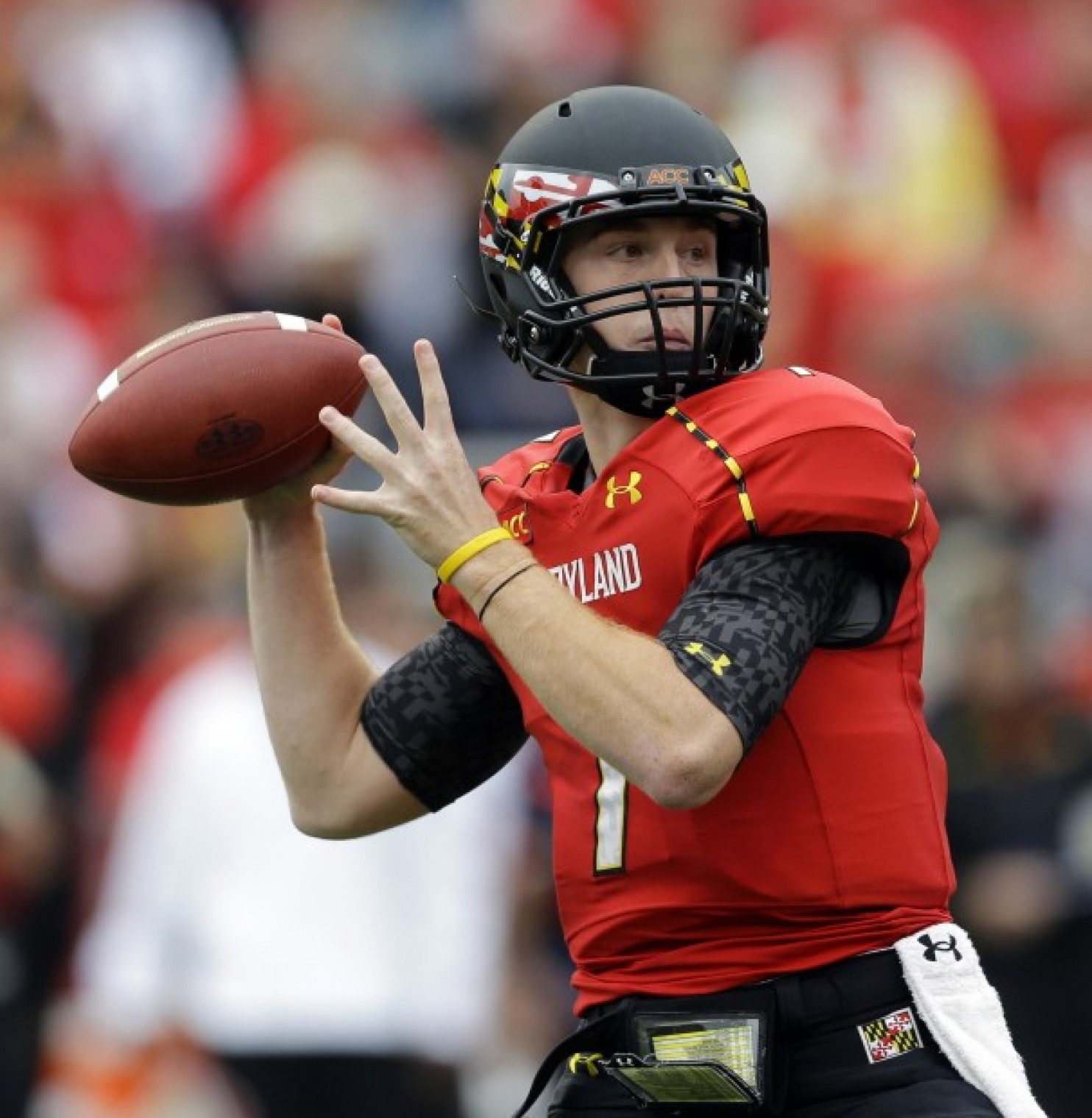 Maryland Terrapins Quarterback Change
