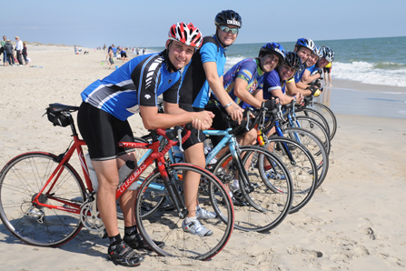 Cyclists getting set for 27th Sea Gull Century