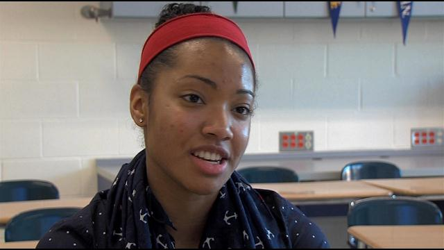 Taylor Pritchett: January WBOC/Mountaire Farms Scholar Athlete Award Winner