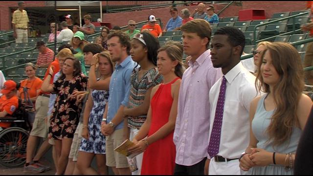 Honoring 2014-2015 Scholar Athletes