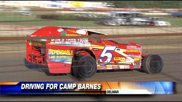Racing For Camp Barnes