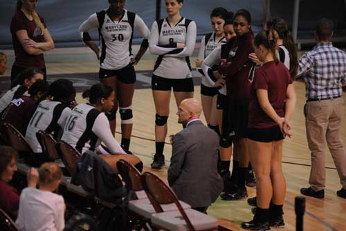 UMES Volleyball Seeks Return to Glory in 2015
