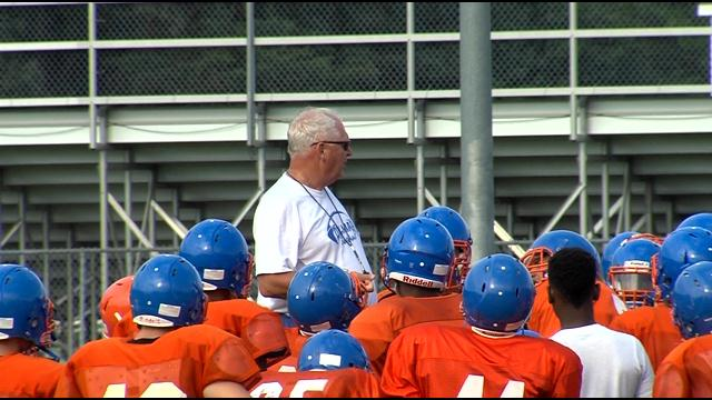 Delmar Football Preview