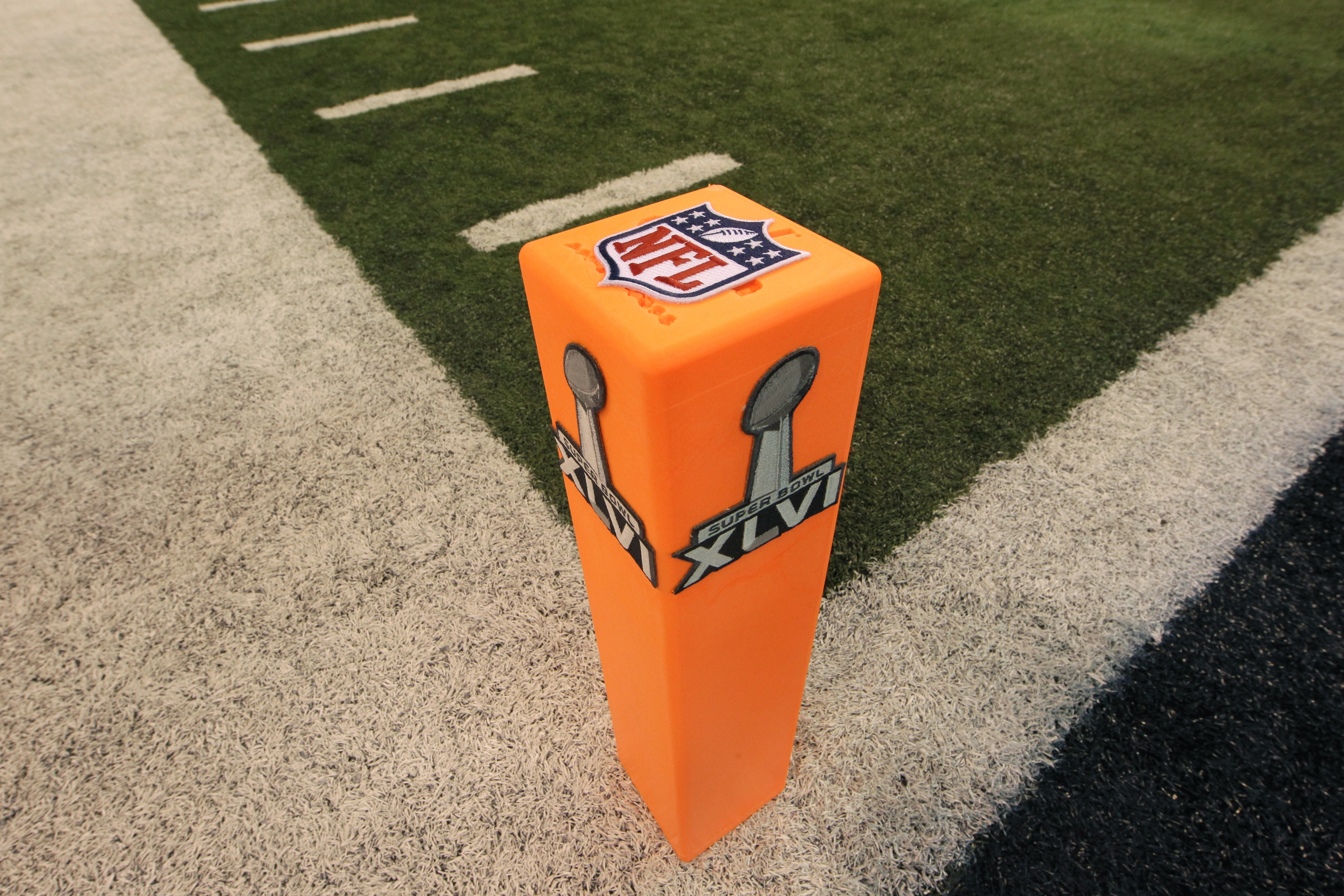 NFL on CBS to use Pylon Cameras