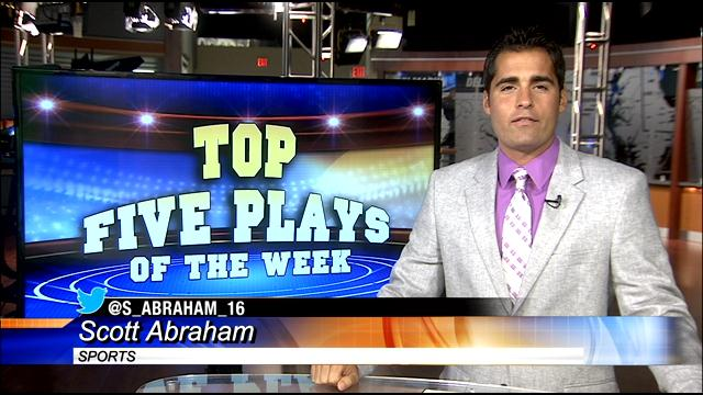 Top 5 Plays of the Week