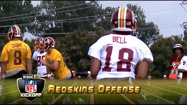 WBOC NFL Kickoff: Pt. 4 of 13-Redskins Offense