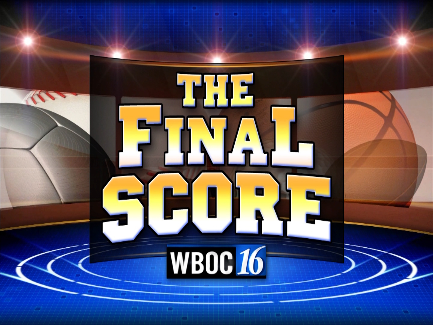 The Final Score Week 9 Football – Friday November 11, 2016 Part 1