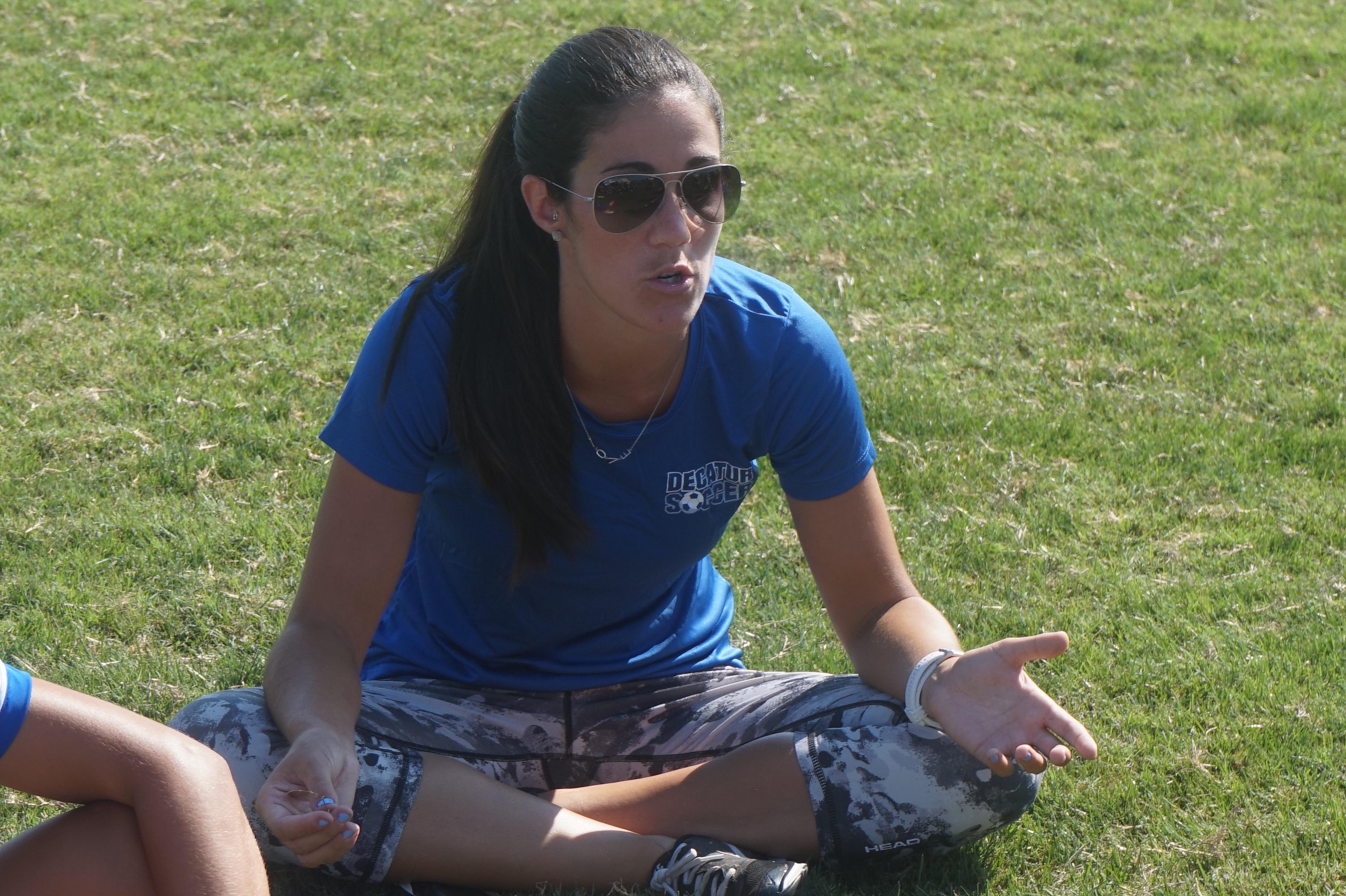 Interview of the Week – Maggie Berke, Stephen Decatur Girls Soccer Head Coach