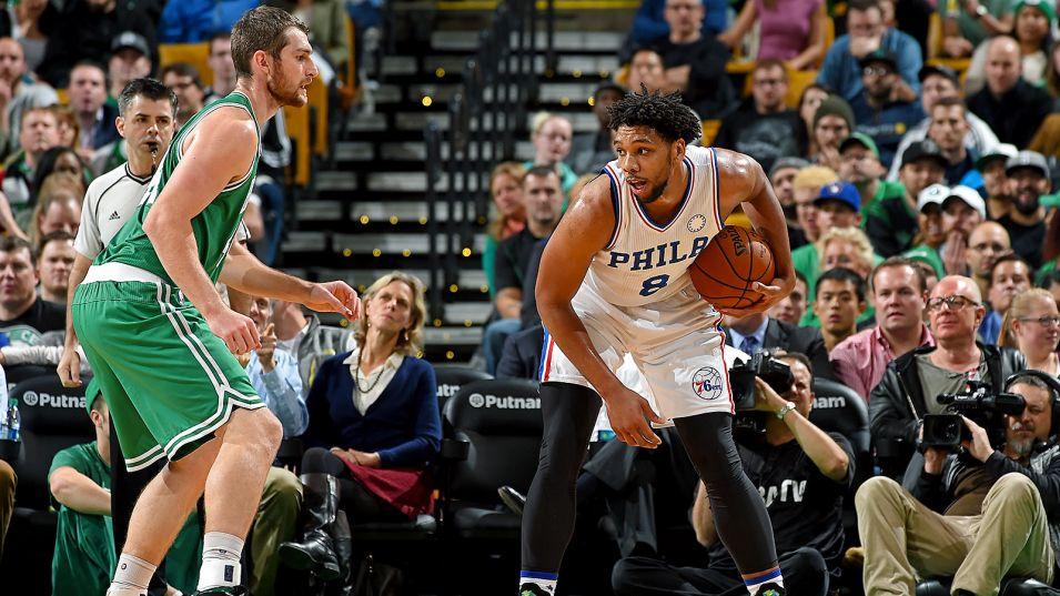 Despite 26 Points From Okafor, 76ers Lose Season Opener To Celtics