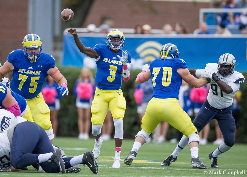 Blue Hens Motivated By 7th Place Prediction