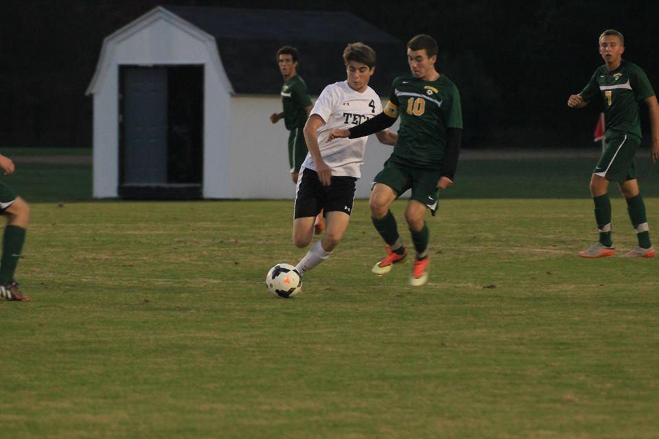 2015 All-Henlopen Conference Boy's Soccer Team Announced