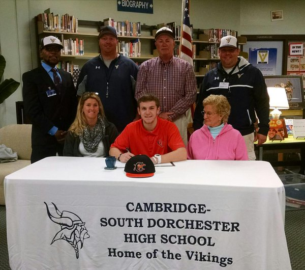 Roll Humps; Richardson Signs with Campbell