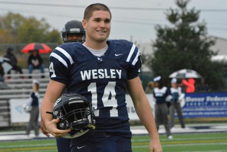 Callahan Wins Gagliardi Trophy – Best Player in Division III