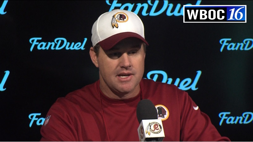 [Web Exclusive]: Jay Gruden Full Presser on Week 16 Eagles Matchup