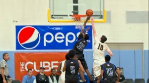 Dover HS Vs. Sanford Sunday night at Slam Dunk to the Beach