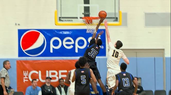 Dover HS Boy's Basketball Competes in Slam Dunk to the Beach