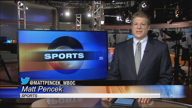 WBOC Sports Report – Tuesday March 8, 2016