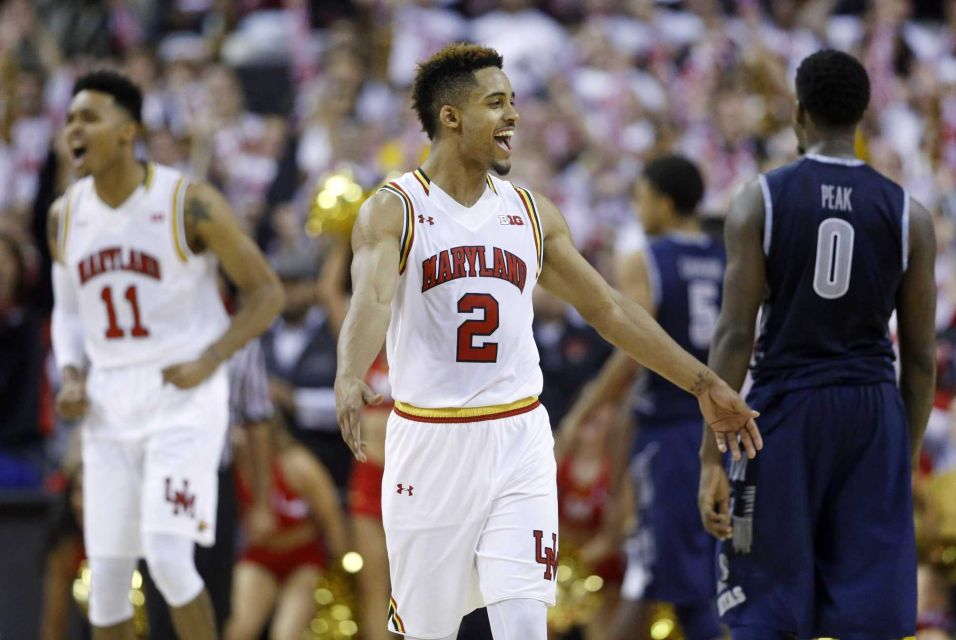 How Sweet It Is – Terps Advance In NCAA Tournament.