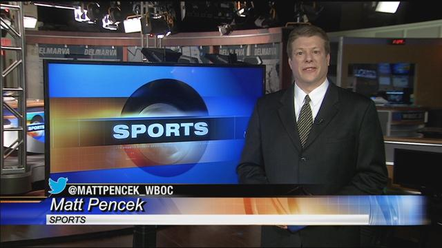 WBOC Sports Report – Tuesday April 26, 2018