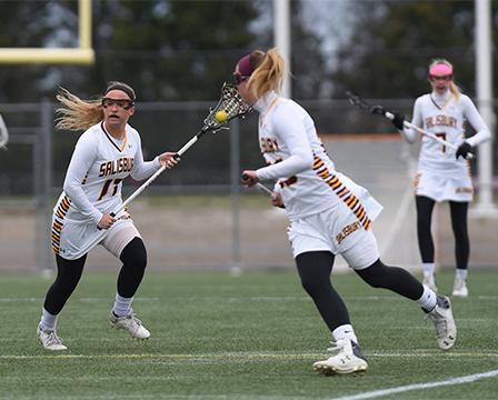 Salisbury Wins Battle of Ranked Women's Lacrosse Teams