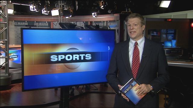 WBOC Sports Report – Monday October 10, 2016