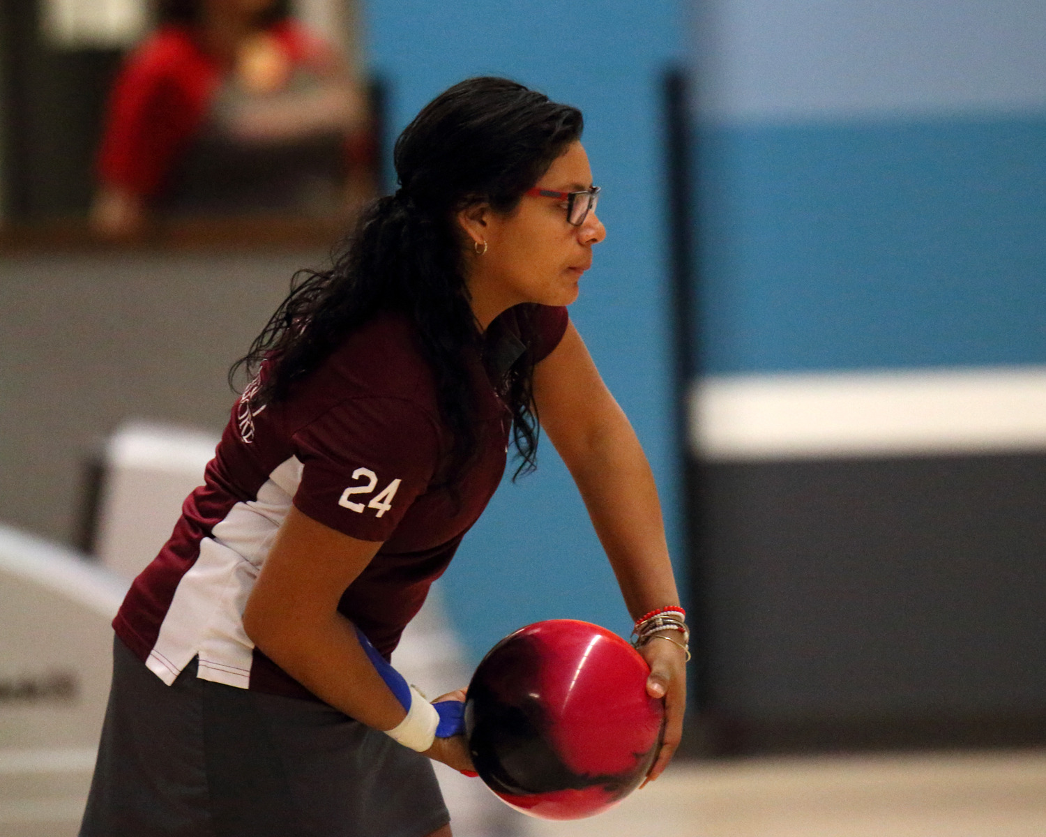 Seraus Named Finalist For IBMA Bowler of the Year (Courtesy: UMES)