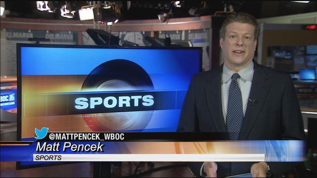 WBOC Sports Report – Thursday April 14, 2016