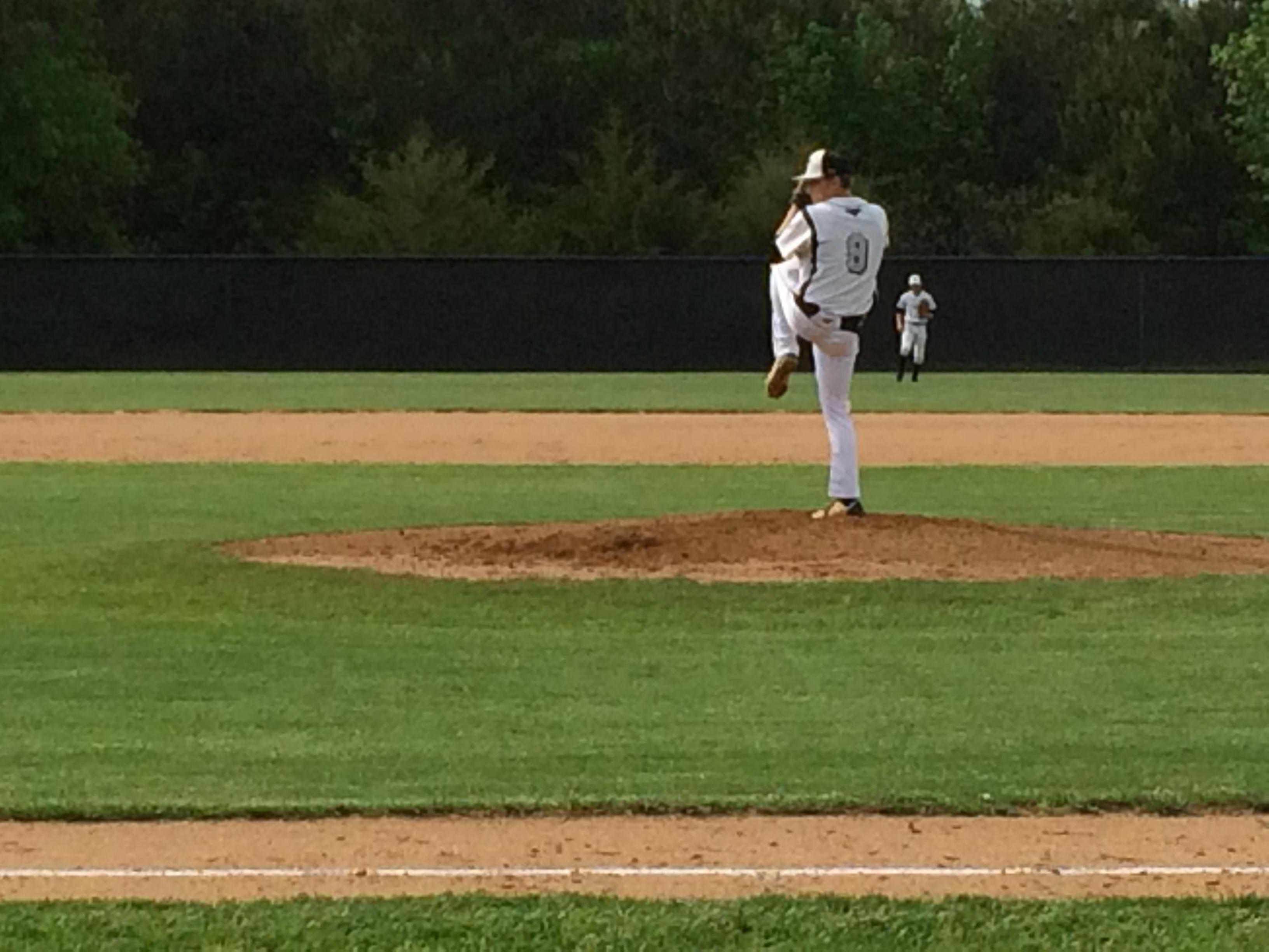Sussex Tech Advances in Baseball Playoffs