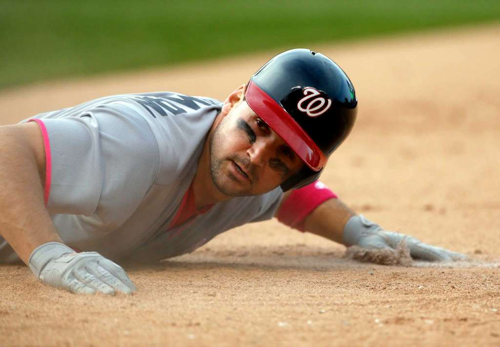 Zimmerman Reinstated To Nationals Roster