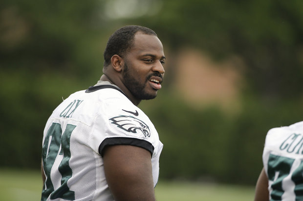 Cox Receives Big Pay From The Eagles