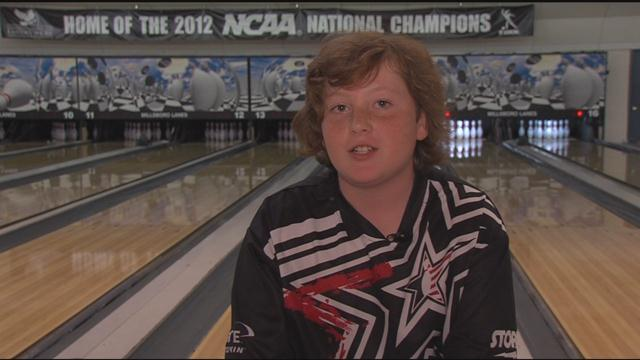 Local Bowler Heads to First National Tournament