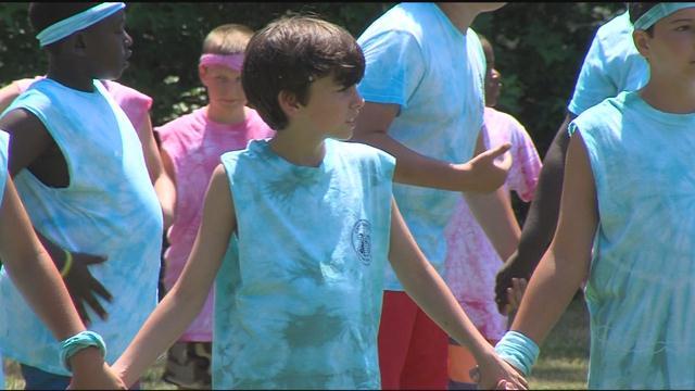 Camp Barnes: Free Children's Camp
