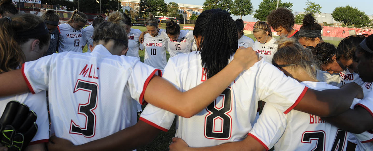 Maryland Women's Soccer Announces 2016 Schedule