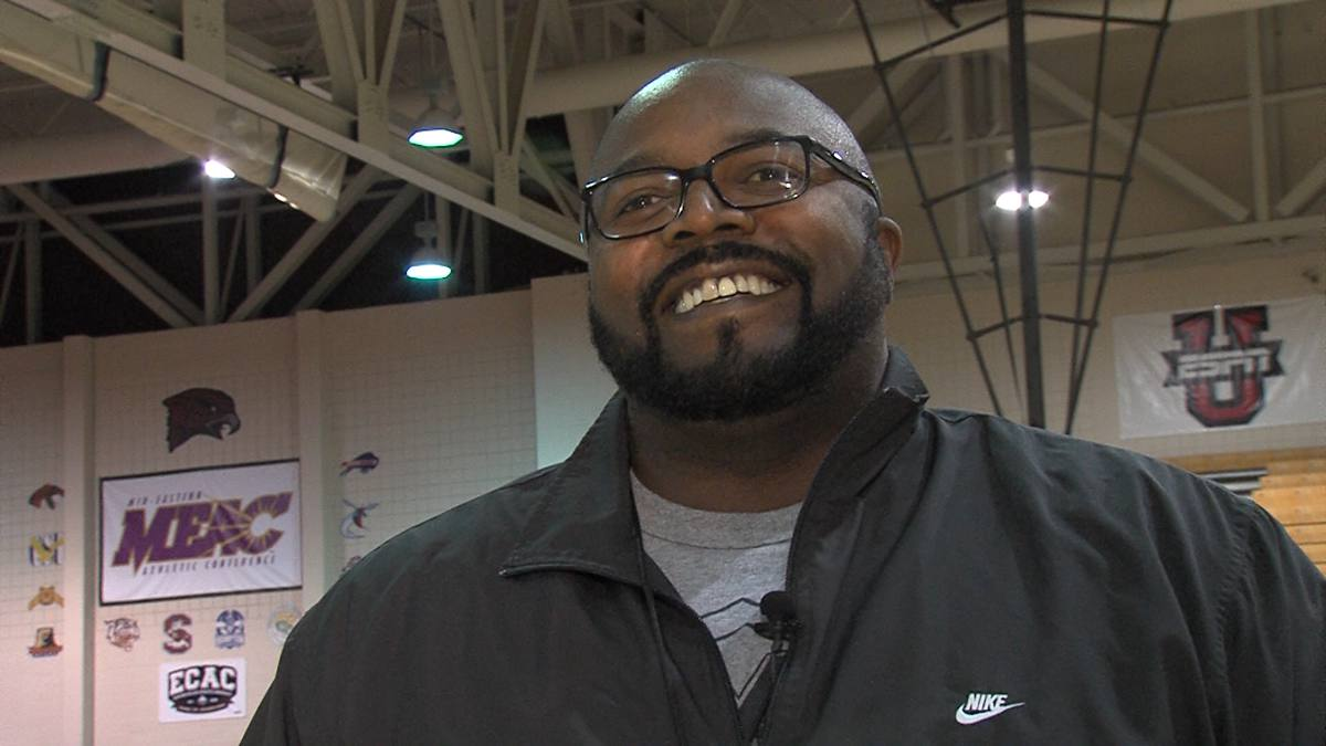 Interview Of The Week – UMES Head Coach Bobby Collins