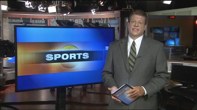 WBOC Sports Report – Wednesday August 16, 2017