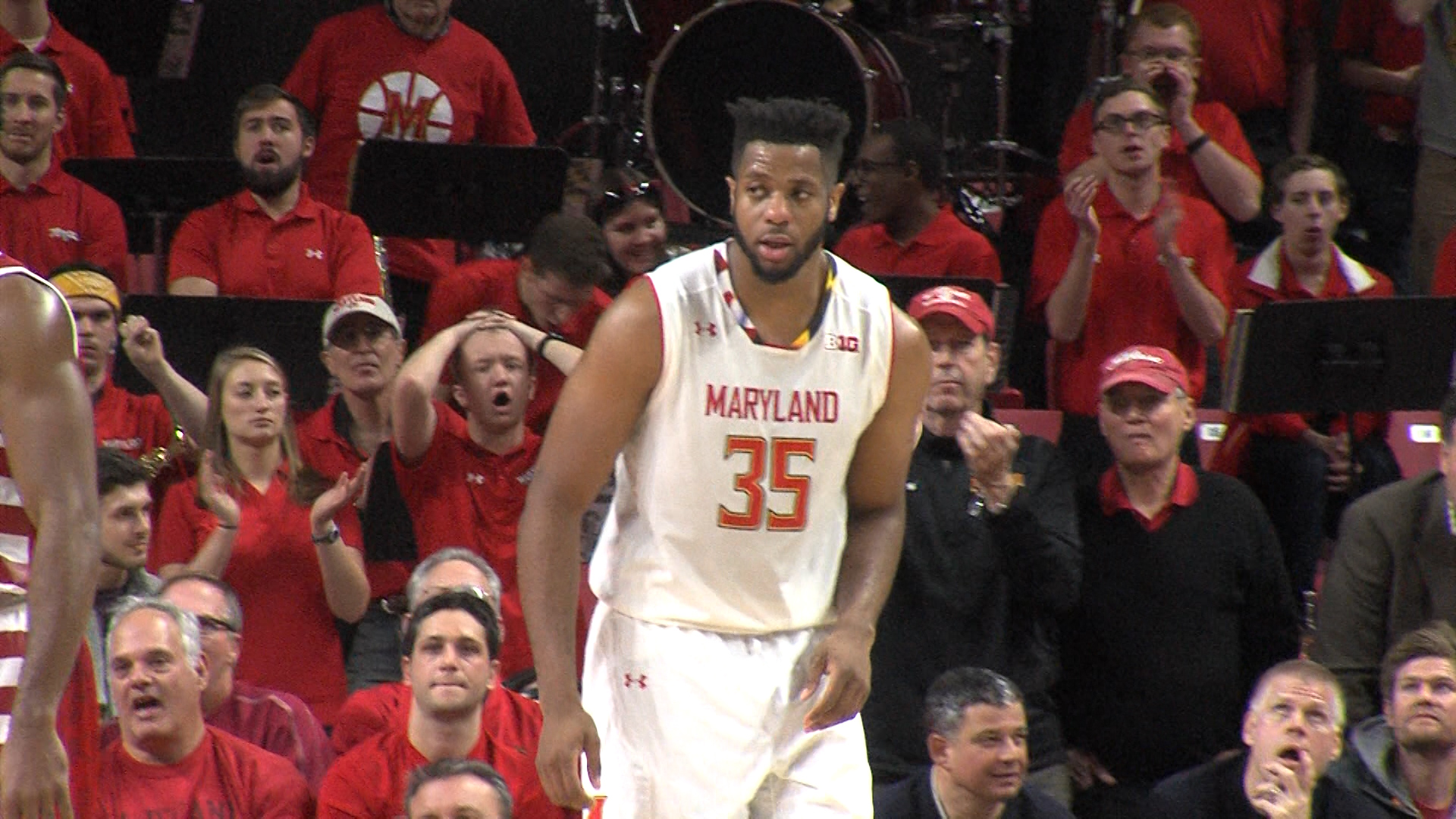 Terps Remain At The Top Of The Big Ten