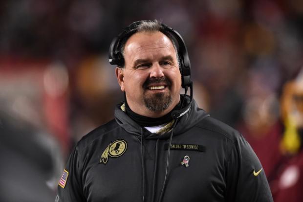 Redskins Fill Coaching Vacancies