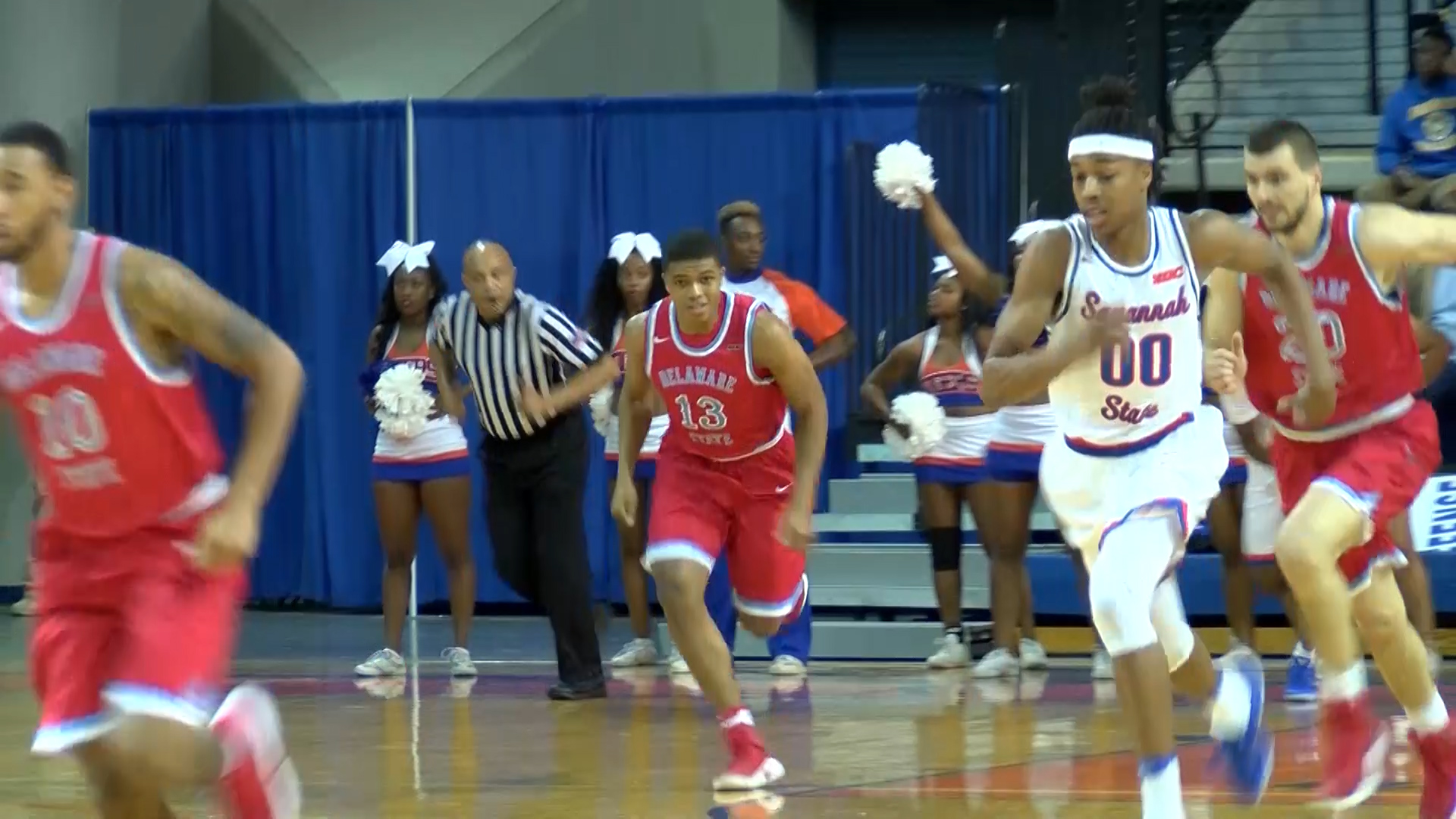 Delaware State Drops Fourth Straight