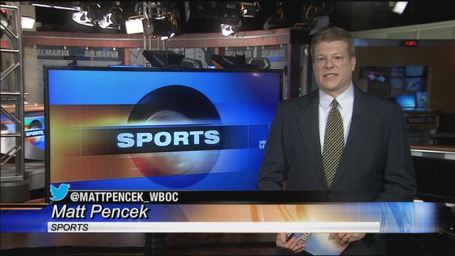 WBOC Sports Report – Wednesday October 18, 2017
