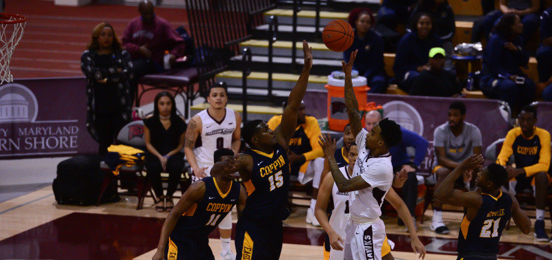 Hawks Close out Regular Season vs. Morgan State