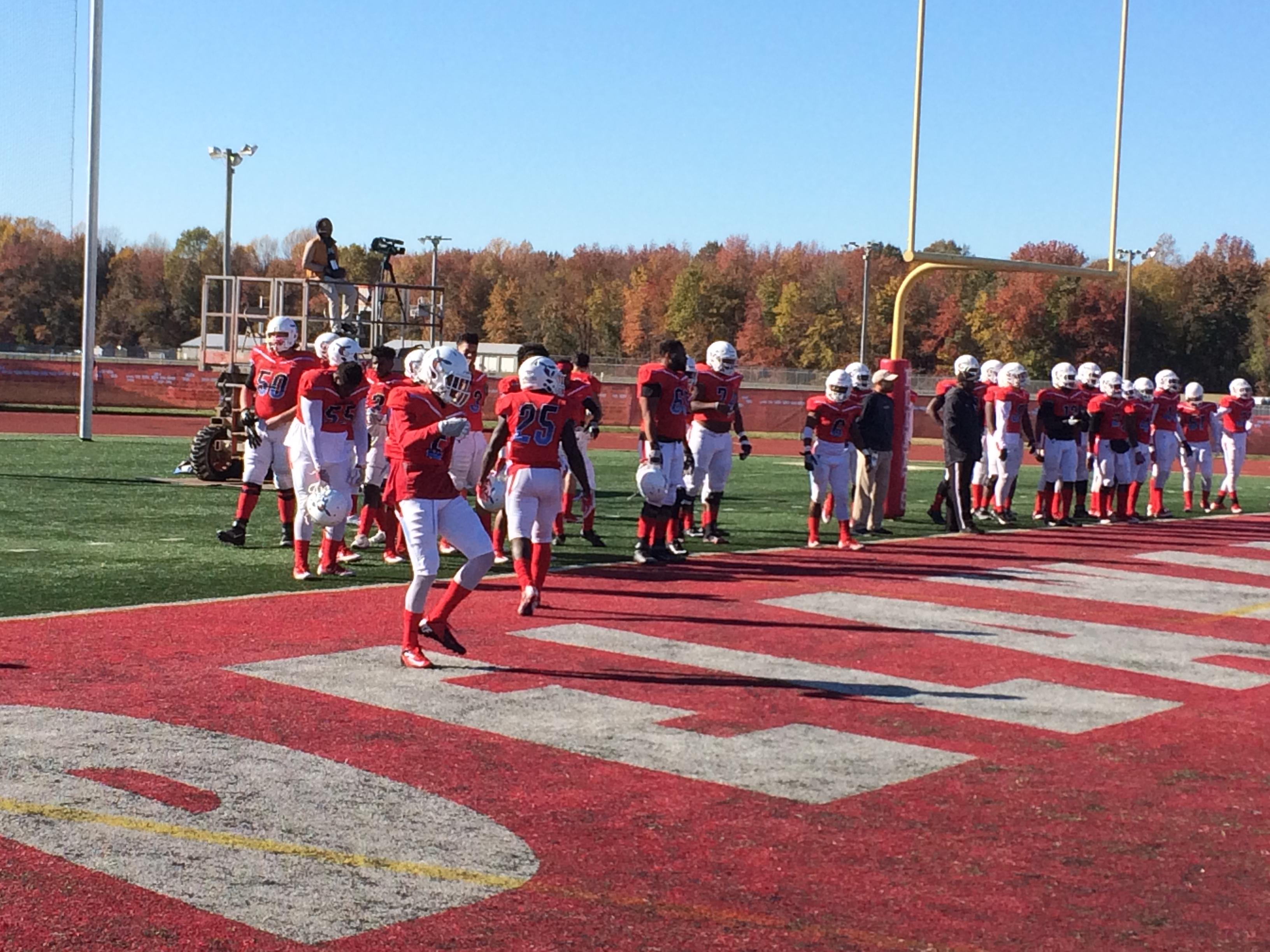 Delaware State Begins Spring Football Practice