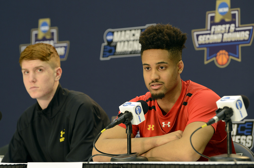 Maryland Opens Up Tournament Against #11 Seed Xavier