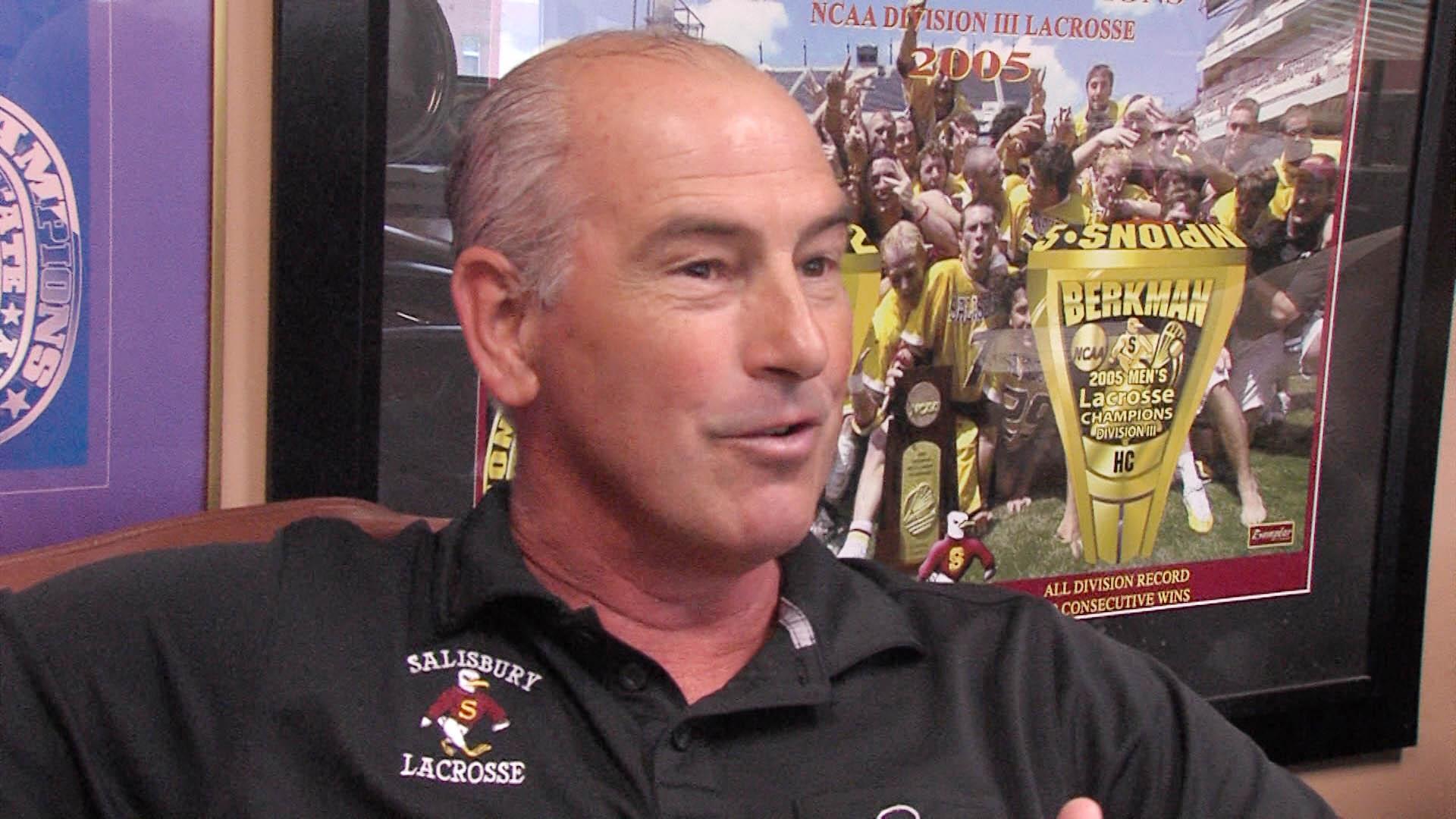 Milestone for SU Men's Lacrosse Head Coach Berkman: 500th Career Win