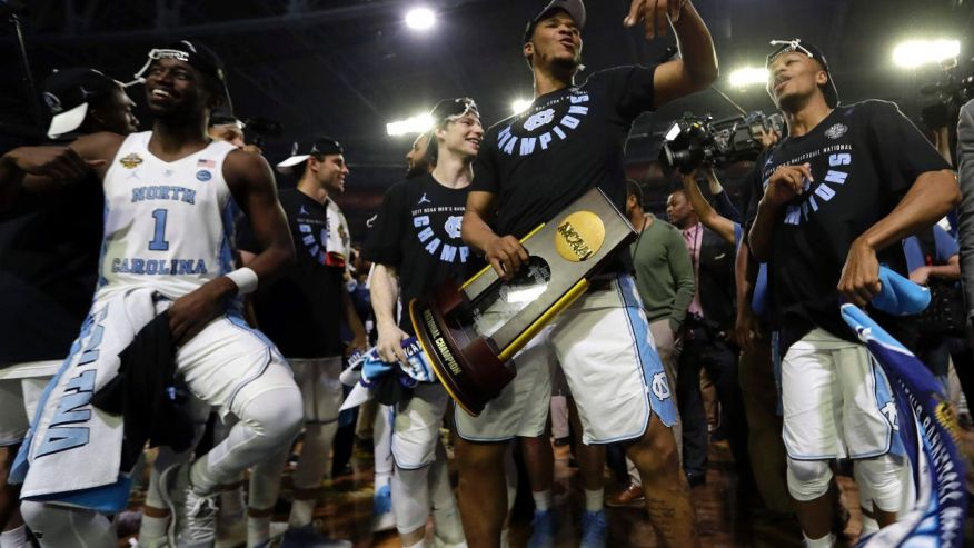 Tar Heels Get it Right This Time, Bring Home the Title