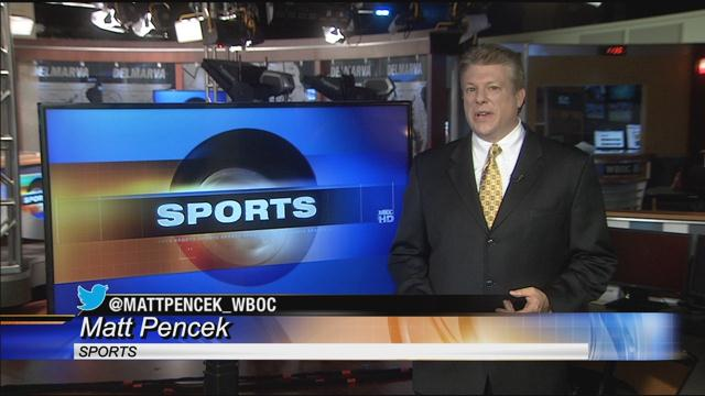 WBOC Sports Report – Monday October 30, 2017