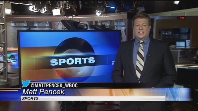 WBOC Sports Report – Monday May 15, 2017