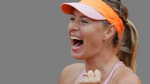 Sharapova Denied Participation At French Open