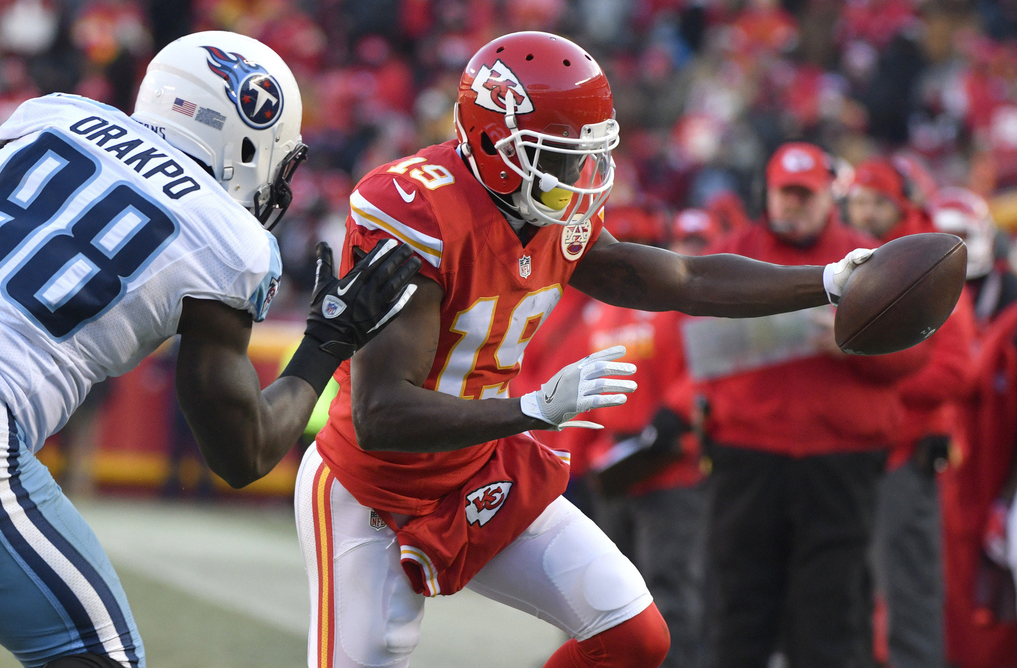 No Deal For Maclin After Ravens Visit
