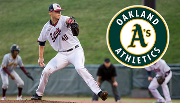 Smith Island Native Selected By A's in MLB Draft