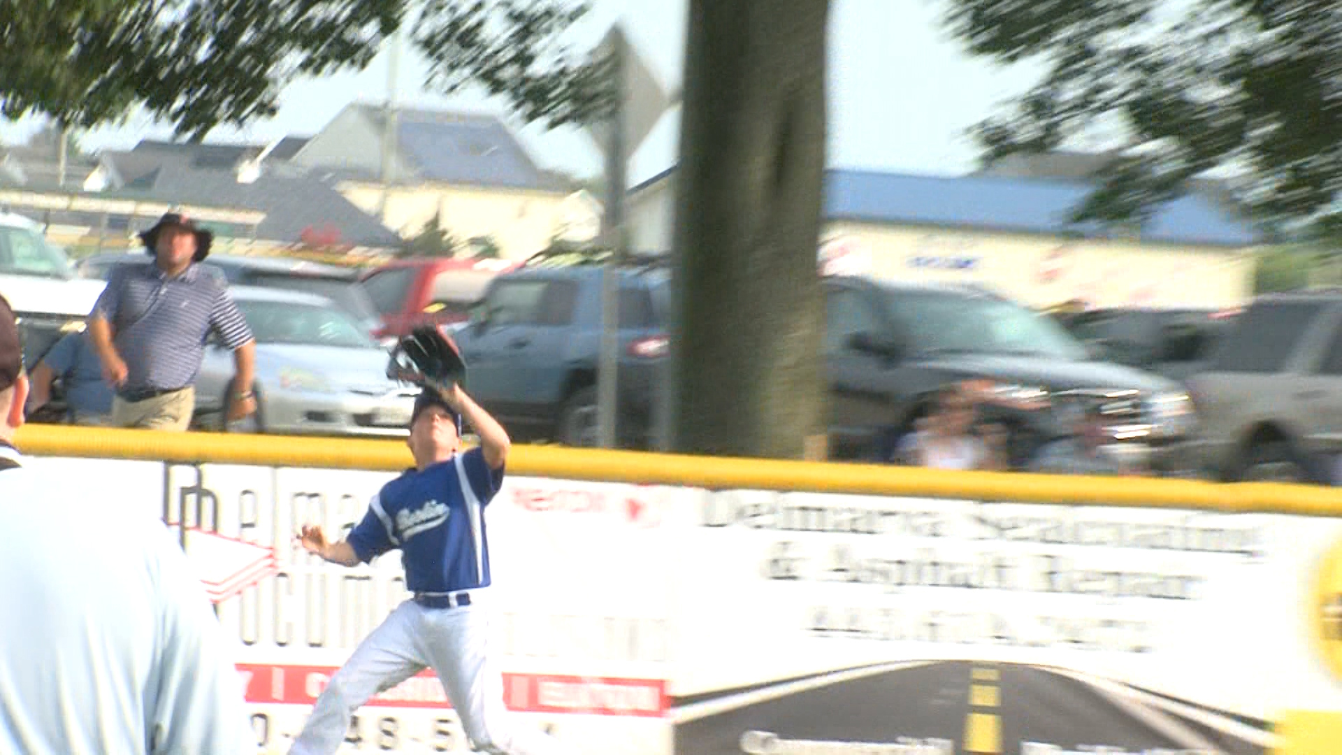 Early Inning Deficit Leads To Berlin Loss